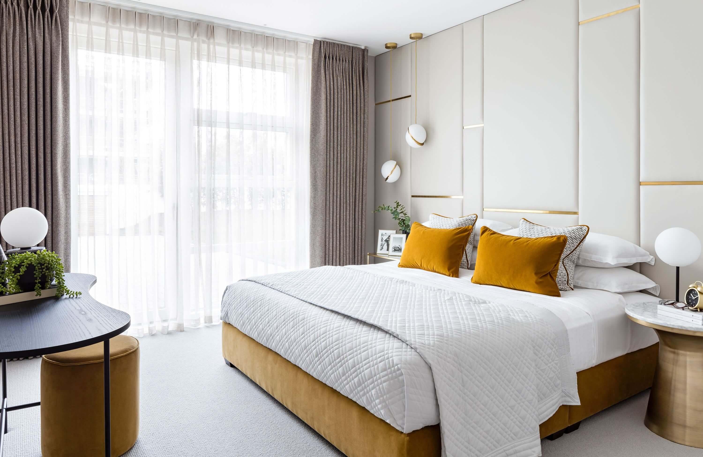 Honky Design Interior Bedroom 5
