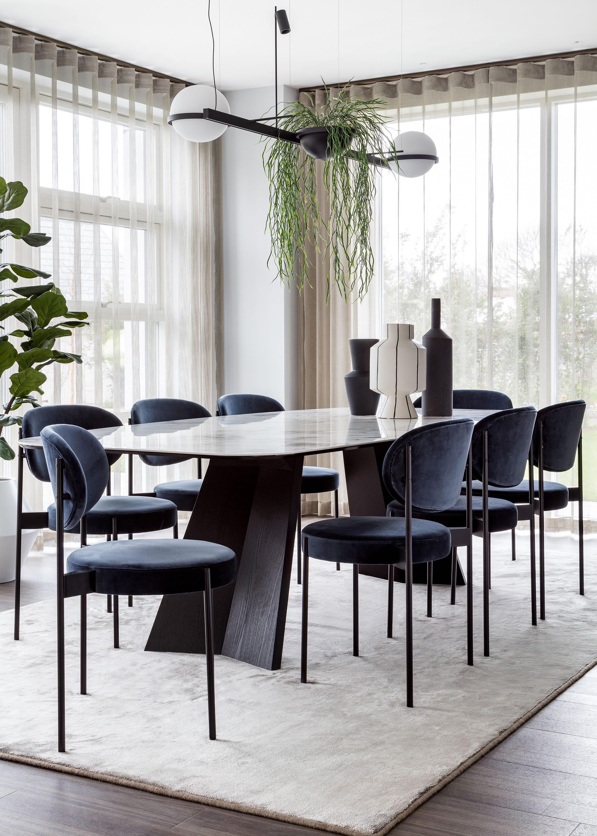 Honky Design Interior Dining Room
