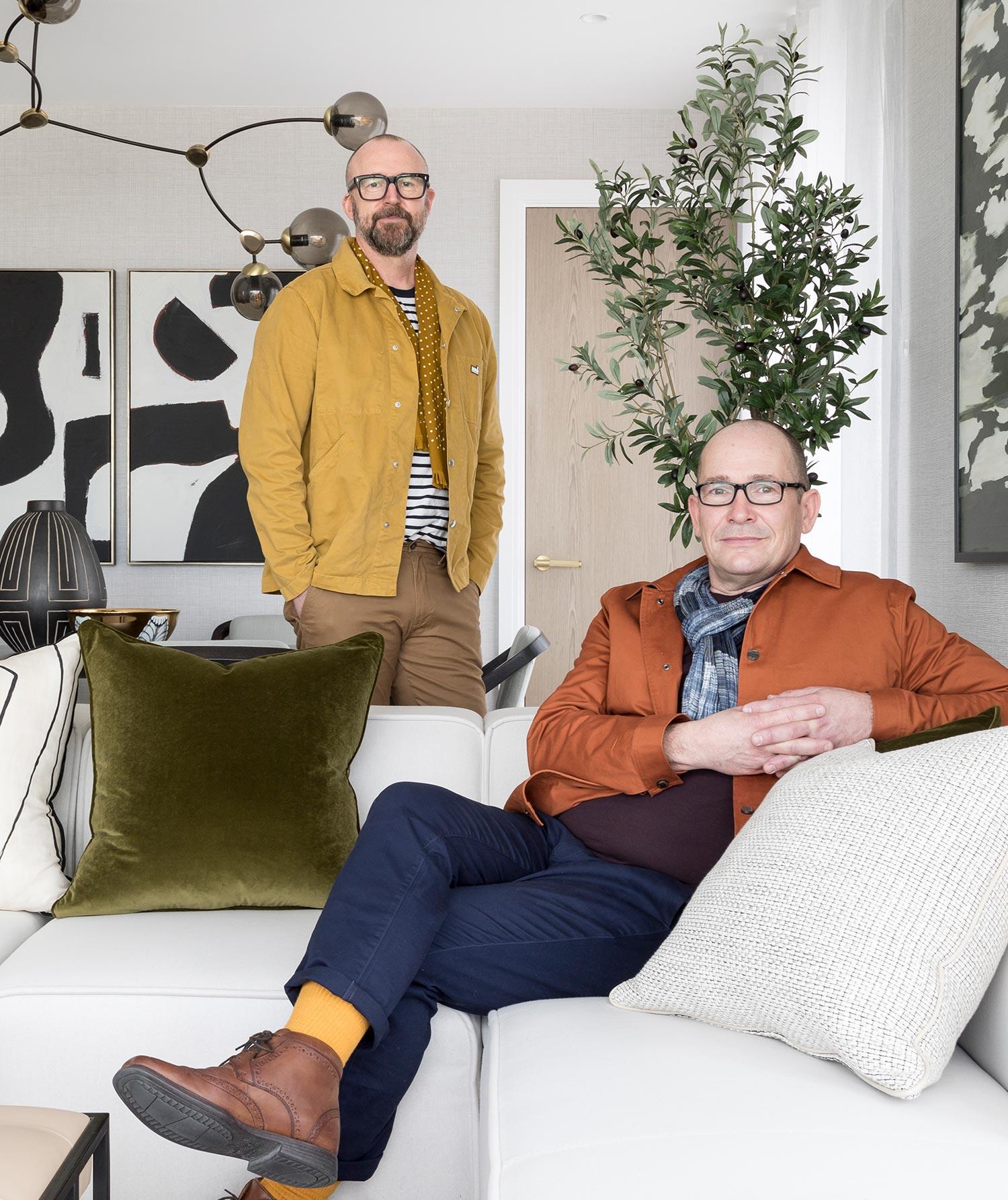 Honky Interior Design Chris Dezille and Paul Dawson