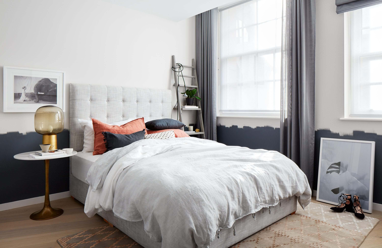 Honky Interior Design London Apartment SE1 2 Bedroom