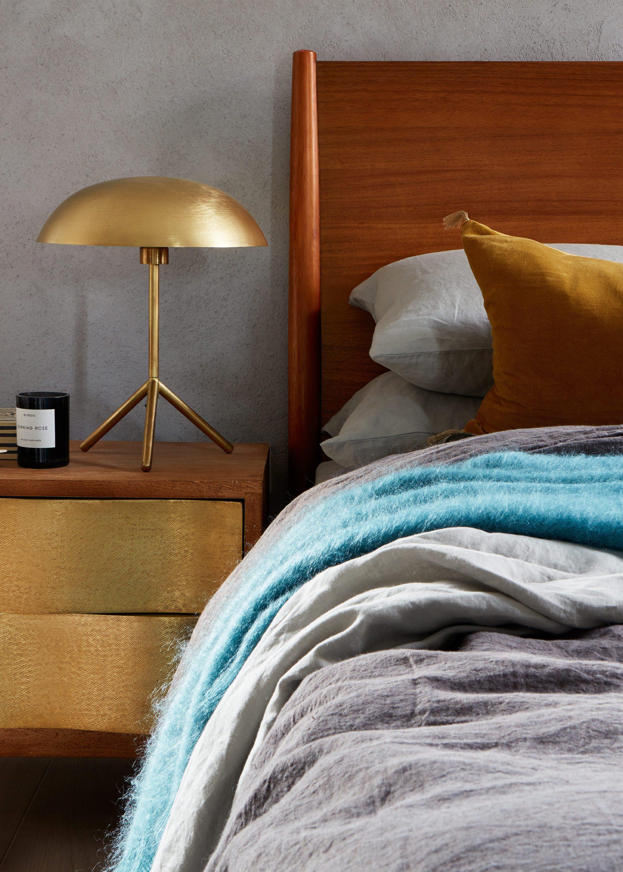 Honky Interior Design London Apartment SE1 5a Bedroom