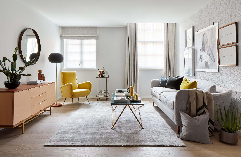 Honky Interior Design London Apartment SE1 Featured