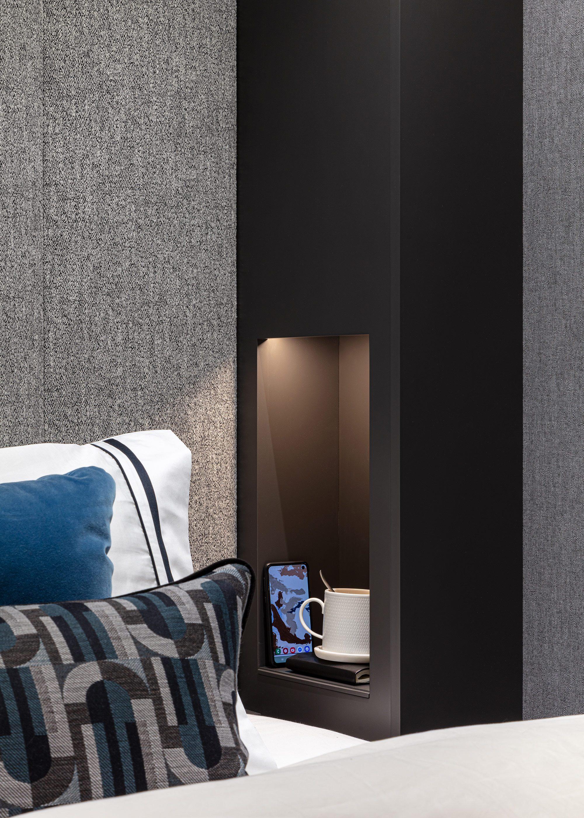Honky Interior Design Luxury Apartment Hackney Road Detail 1b
