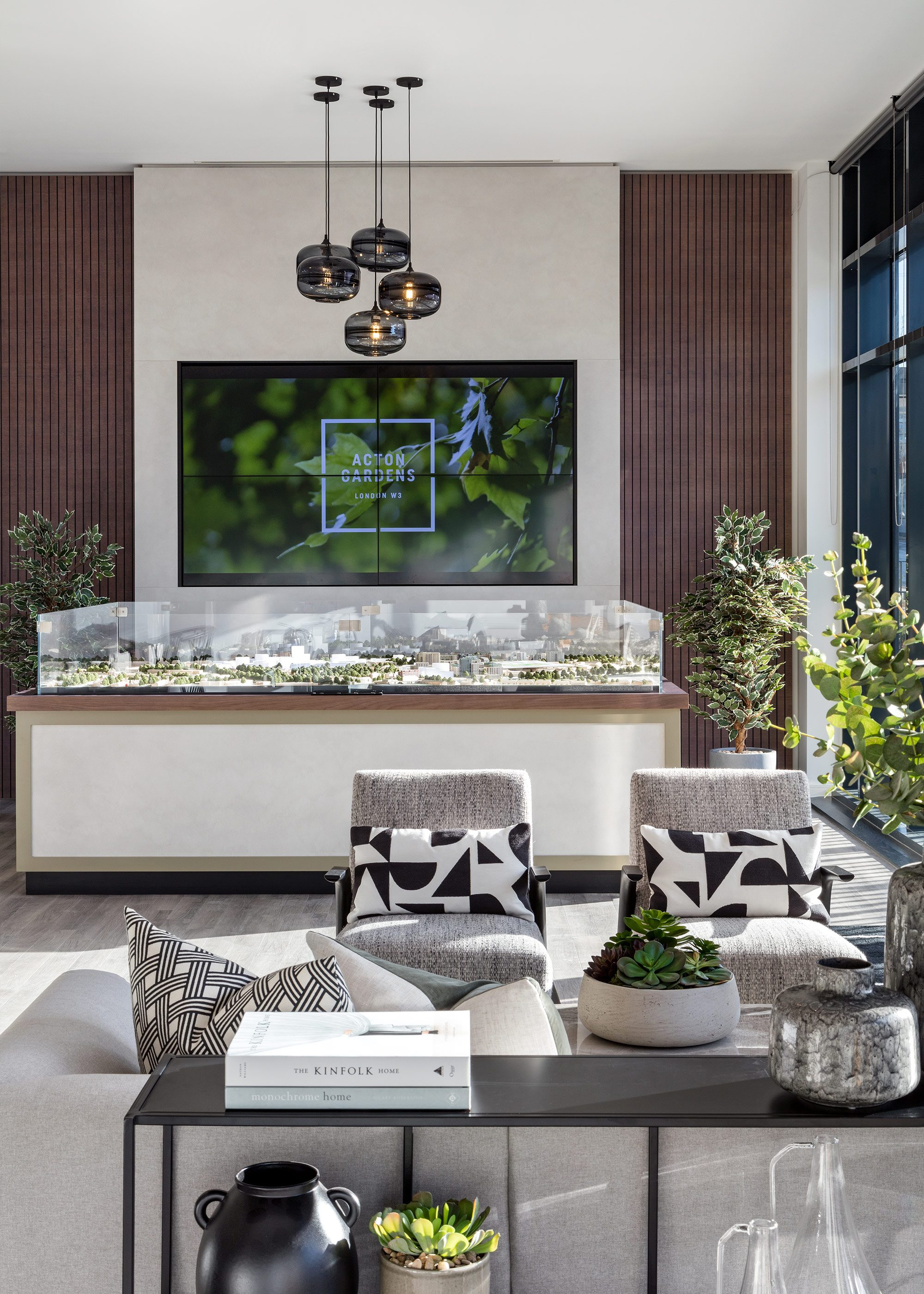 Honky Interior Design Marketing Suites Acton Gardens London Portrait 2
