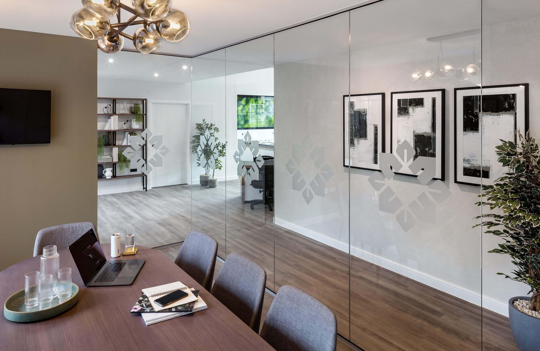 Honky Interior Design Marketing Suites Acton Gardens London Wide 1