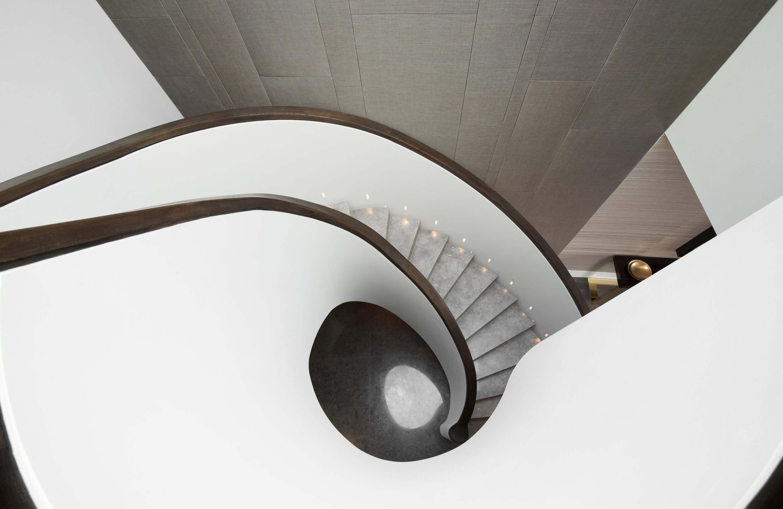 Honky Interior Design Trafalgar Square London Staircase