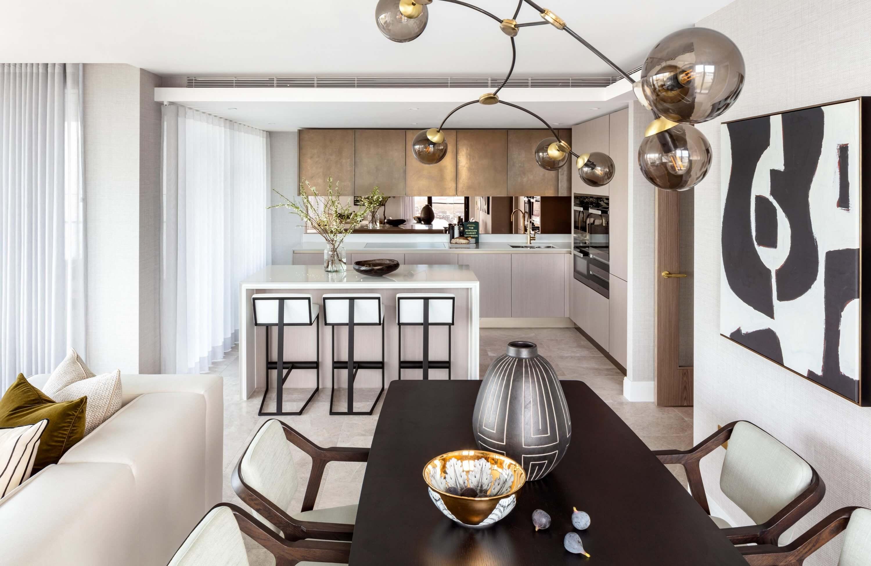 Honky Interior Design The Dumont Albert Embankment London SE1 3